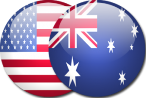 USA_Australia_Flags